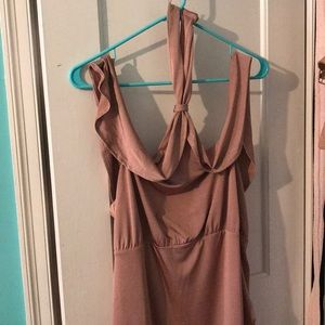 ASOS maternity dress